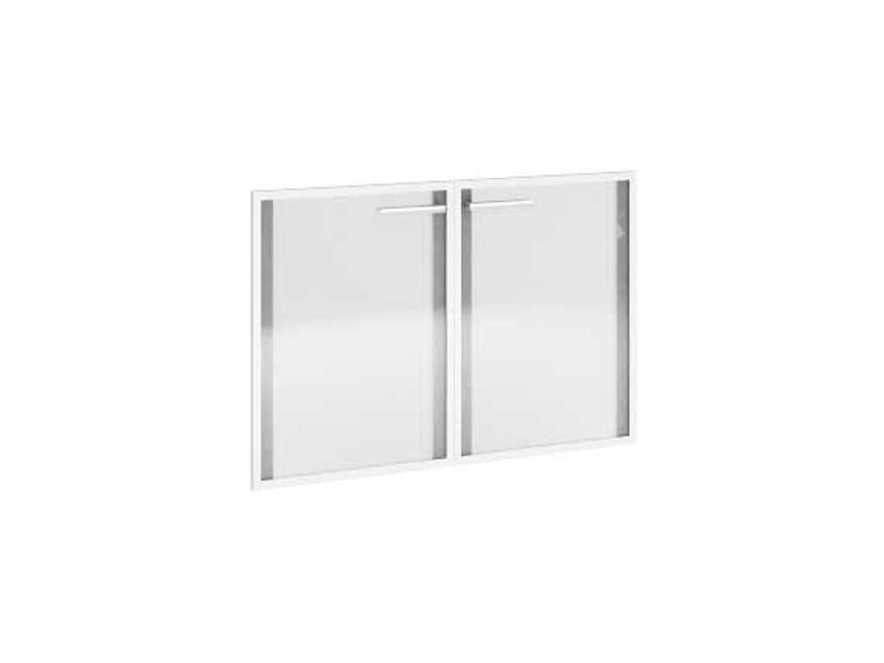 Комплект дверей стеклянных Ф803 - Фото