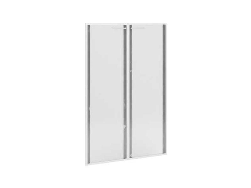 Комплект дверей стеклянных Ф802 - Фото