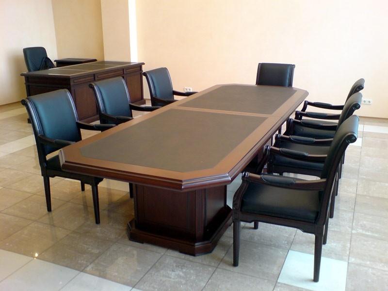 Конференционный стол YFT 166 (240*110*76) - Фото