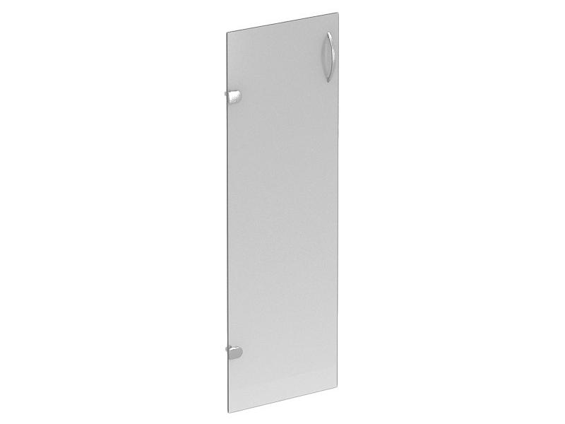 Дверь из стекла SL-803 на три секции - Фото