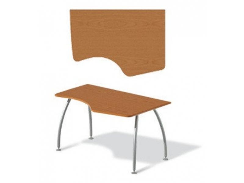 Стол угловой T1.12.16/ T1.22.16 - Фото